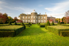 Regency Country House - Stately Home - UK Royalty Free Stock Photo
