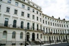 Regency period architecture brighton uk Stock Photography