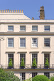 Regency villa, london, england Stock Photo