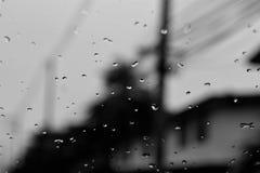 regendruppels Royalty-vrije Stock Fotografie