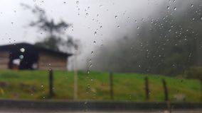 Regenende dag Royalty-vrije Stock Fotografie