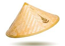 Regenhoed royalty-vrije stock afbeelding
