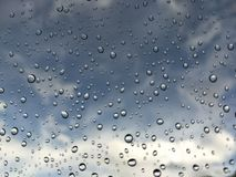 Regenjahreszeit lizenzfreies stockbild
