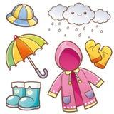 Regenkleidung