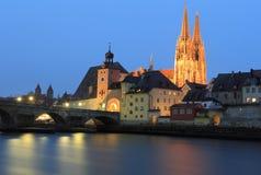 Regensburg Fotografia Stock