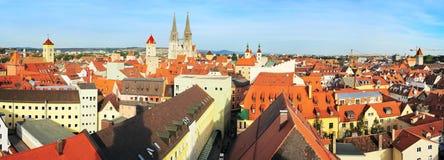 Regensburg Arkivfoto