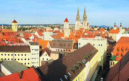 Regensburg Royalty Free Stock Photo