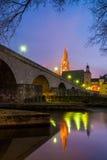Regensburg Fotos de archivo libres de regalías