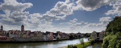 Regensburg lizenzfreie stockfotografie