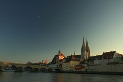 Regensburg Stock Photo