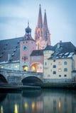 Regensburg Royalty-vrije Stock Fotografie