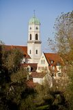 Regensburg, Alemanha imagens de stock royalty free