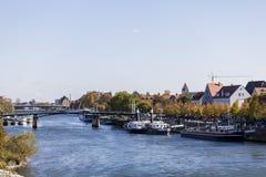 Regensburg, Alemanha imagem de stock