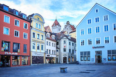 Regensburg Stock Photography