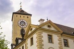 Regensburg, Bavaria, Germany Royalty Free Stock Photo