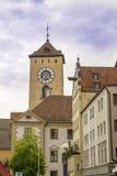 Regensburg, Bavaria, Germany Royalty Free Stock Photos