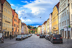 Regensburg Royalty Free Stock Images