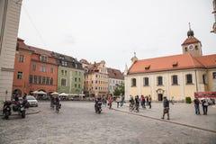 Regensburg-Bavaria-Germany Stock Image