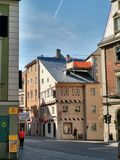 Regensburg, Duitsland stock foto's