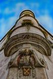 Regensburg-Fassade Stockfotos