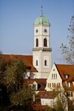 Regensburg, Germania Fotografia Stock