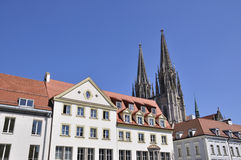Regensburg, Germany Stock Photos