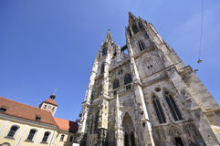 Regensburg, Germany Royalty Free Stock Images