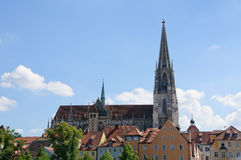 Regensburg, Germany Royalty Free Stock Photo