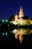 Regensburg, Germany Stock Image