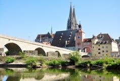 Regensburg, Germany, Europe Stock Photo