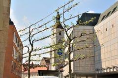 Regensburg, Germany Stock Images