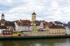 Regensburg, Germany. Stock Photography