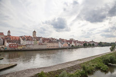 Regensburg, Germany. Stock Photos