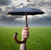 Regenschirm 2 Stockbild
