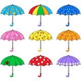 Regenschirm Lizenzfreie Stockfotos