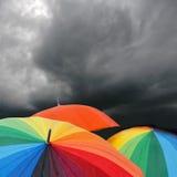 Regenschirm Stockbild