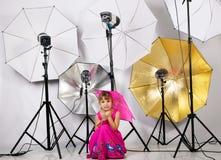 Regenschirme Stockfotografie