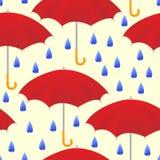 Regenschirme Stockfotos