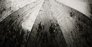 Regenschirmhintergrund lizenzfreie stockfotografie