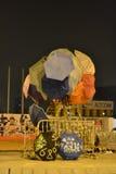 Regenschirmrevolution Lizenzfreie Stockfotos