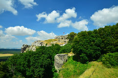 Regenstein Castle Stock Photography