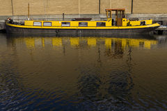 Regent canal boat in Camden Lock Stock Photography