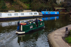 Regent Canal, London Royalty Free Stock Photography