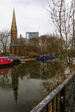 Regent Canal, London Royalty Free Stock Images