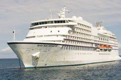 Regent Navigator lyxigt kryssningskepp Royaltyfria Bilder