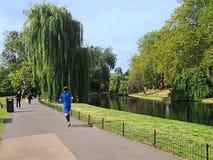 Regent's Park, London Stock Photos