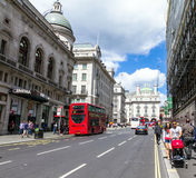 Regent's street  It was named after Prince Regent, completed in 1825.  London Stock Photography
