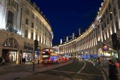 Regent Street Imagenes de archivo