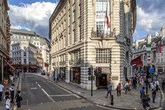 Regent Street London-2 Royaltyfri Foto