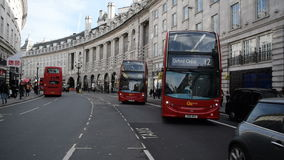 Regent Street, London Royalty Free Stock Images